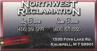 Northwest Reclamation: Lead Metal Shot reclamation